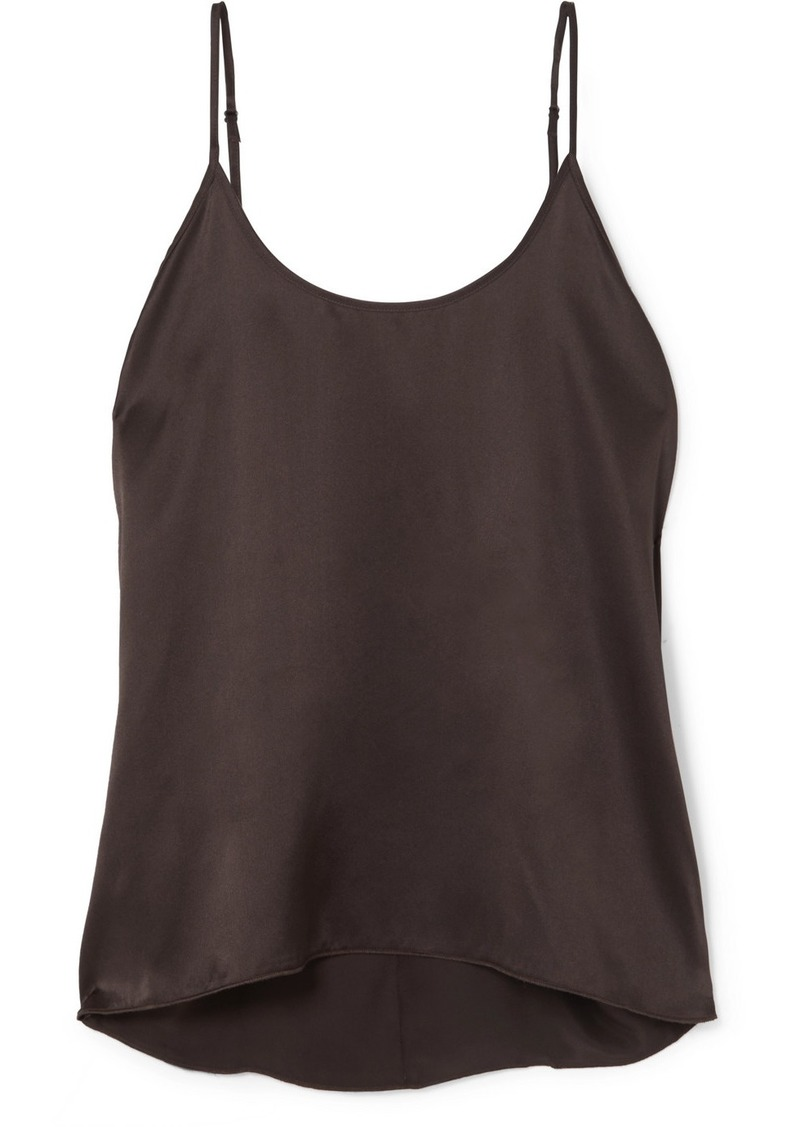 ATM Anthony Thomas Melillo Silk-satin Camisole