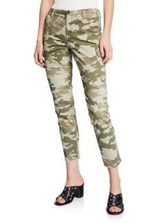 ATM Anthony Thomas Melillo Slim-Fit Camo Cargo Pants