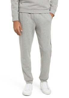 ATM Anthony Thomas Melillo Slim Fit Racing Stripe French Terry Pants