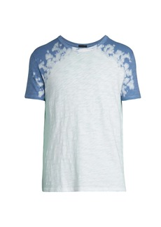 ATM Anthony Thomas Melillo Slub Jersey Dip-Dye T-Shirt