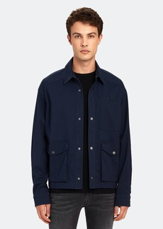 ATM Anthony Thomas Melillo Stretch Cotton Utility Jacket - S - Also in: XL, L, M