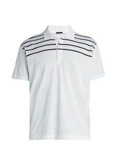 ATM Anthony Thomas Melillo Stripe Jersey Polo