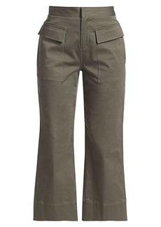 ATM Anthony Thomas Melillo Utility Cropped Pants