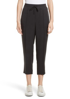 ATM Anthony Thomas Melillo Crop Track Pants