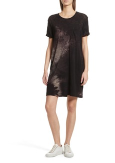 ATM Anthony Thomas Melillo Tie Dye Jersey T-Shirt Dress