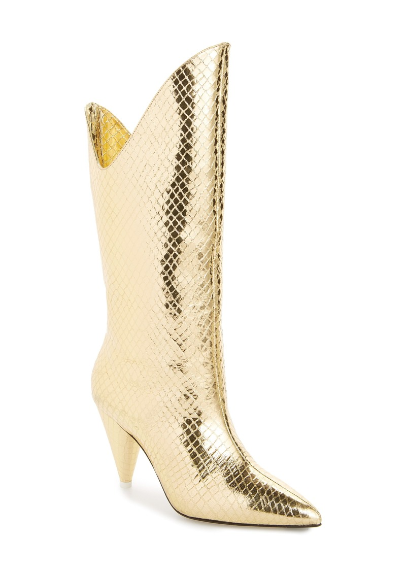 7c6696aaaa1 Betta Metallic Boot (Women)