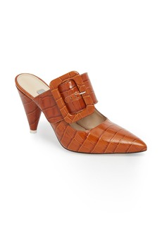 Attico Chloe Buckled Mary Jane Mule (Women)
