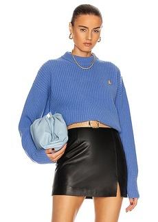 ATTICO Ribbed Sweater