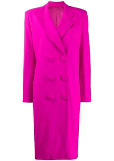 Attico double breasted coat