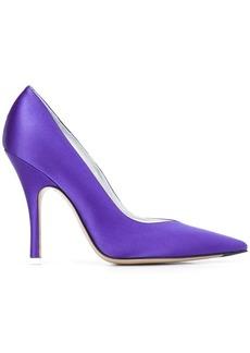 Attico pointed high heel pumps