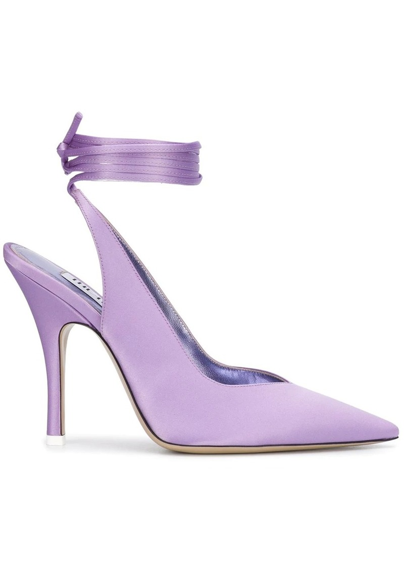 Attico sling-back pointed pumps