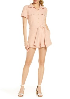 Auguste Patty Utility Romper