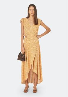 Auguste Dean Sierra Wrap Maxi Dress - AU14 - Also in: AU8