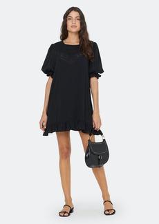 Auguste Lila Mini Dress - S - Also in: XS, M, L, XL