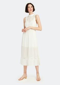 Auguste Margot Wren High Neck Midi Dress - AU8