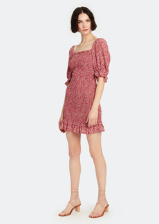 Auguste Marlowe Shirred Mini Dress - AU6 - Also in: AU12, AU14, AU16, AU10, AU8
