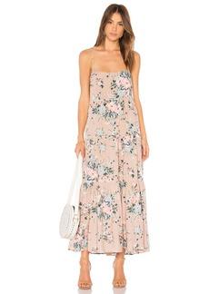 Auguste Scarlett Slip Maxi Dress