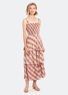 Auguste Sloane Lise Tiered Maxi Dress - XS - Also in: S, XL, M, L