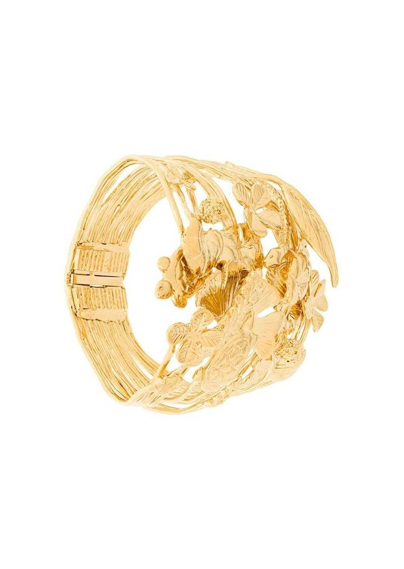 Aurelie Bidermann Aurelie cuff bracelet