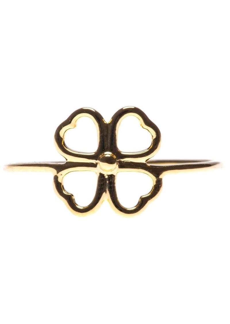 Aurelie Bidermann clover ring