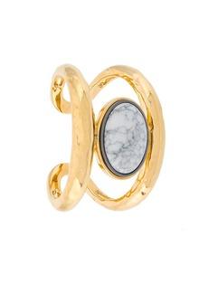 Aurelie Bidermann marble open cuff