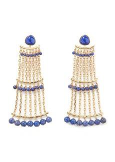 Aurelie Bidermann Oja earrings