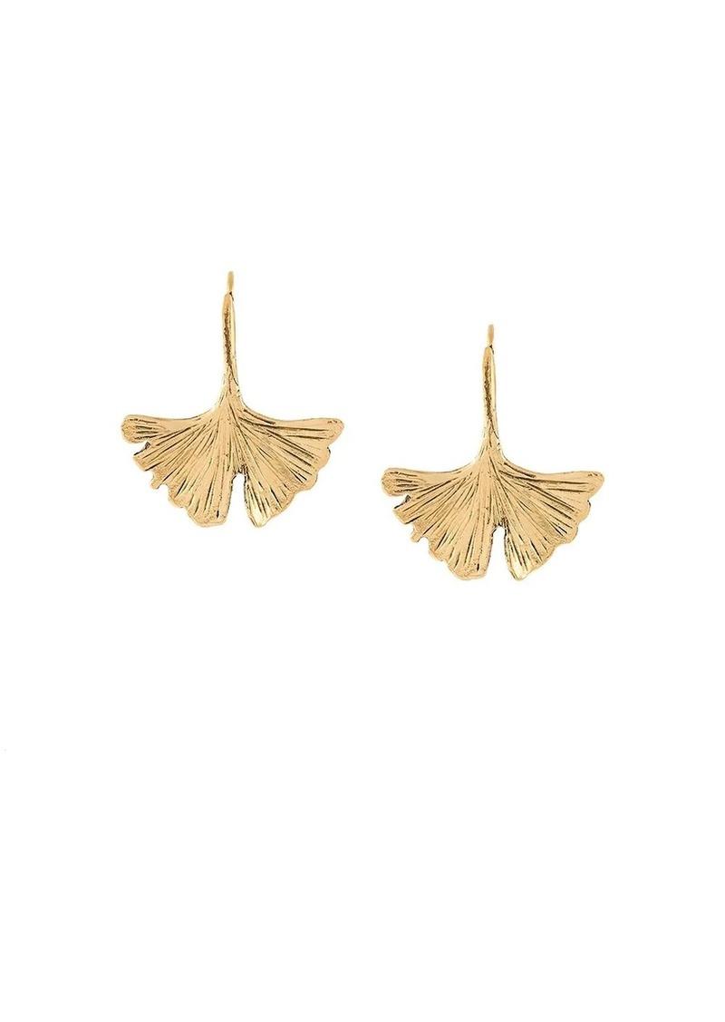 Aurelie Bidermann 'Tangerine' earrings