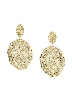 Aurelie Bidermann Vintage Lace clip-on earrings