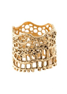 Aurelie Bidermann 'Vintage Lace' ring