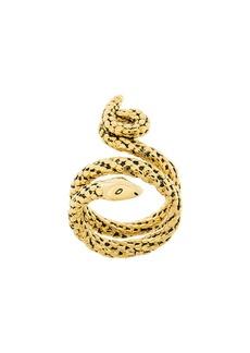 Aurelie Bidermann wrap-around snake ring