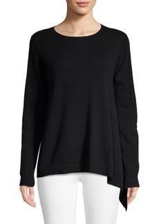 Autumn Cashmere Asymmetrical Cashmere Sweater