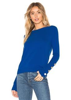 Autumn Cashmere Boatneck Sweater