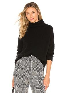 Autumn Cashmere Funnel Neck Sweater