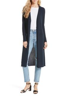autumn cashmere Long Cashmere Cardigan