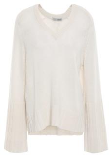 Autumn Cashmere Woman Cashmere Sweater White