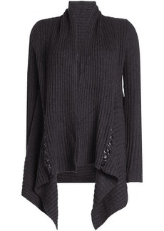 Autumn Cashmere Cardigan with Cashmere and Wool