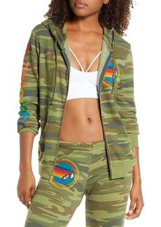 Aviator Nation Women's Zip Hoodie