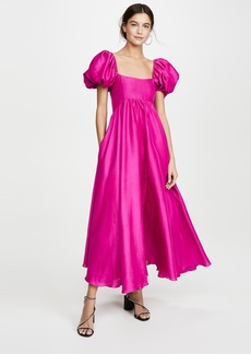 Azeeza Rory Puff Sleeve Dress