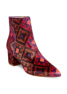 B Brian Atwood Kelsi Point Toe Booties