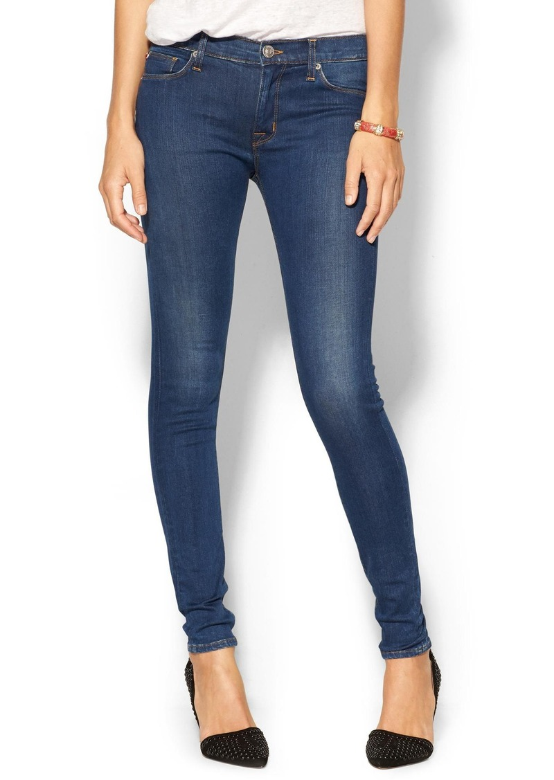 Hudson Jeans Nico Mid Rise Skinny