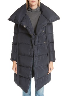 Bacon Big Puffa Knee Length Down Puffer Jacket