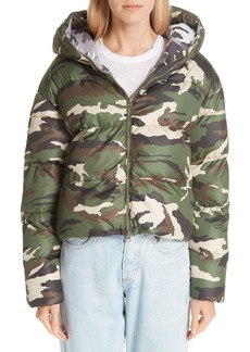 Bacon Cloud Camo Down Puffer Jacket (Nordstrom Exclusive)