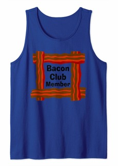 Bacon Club Member Tank Top