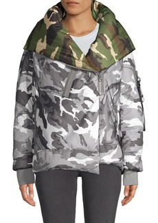 Bacon Big Blanket 62 Camo Jacket