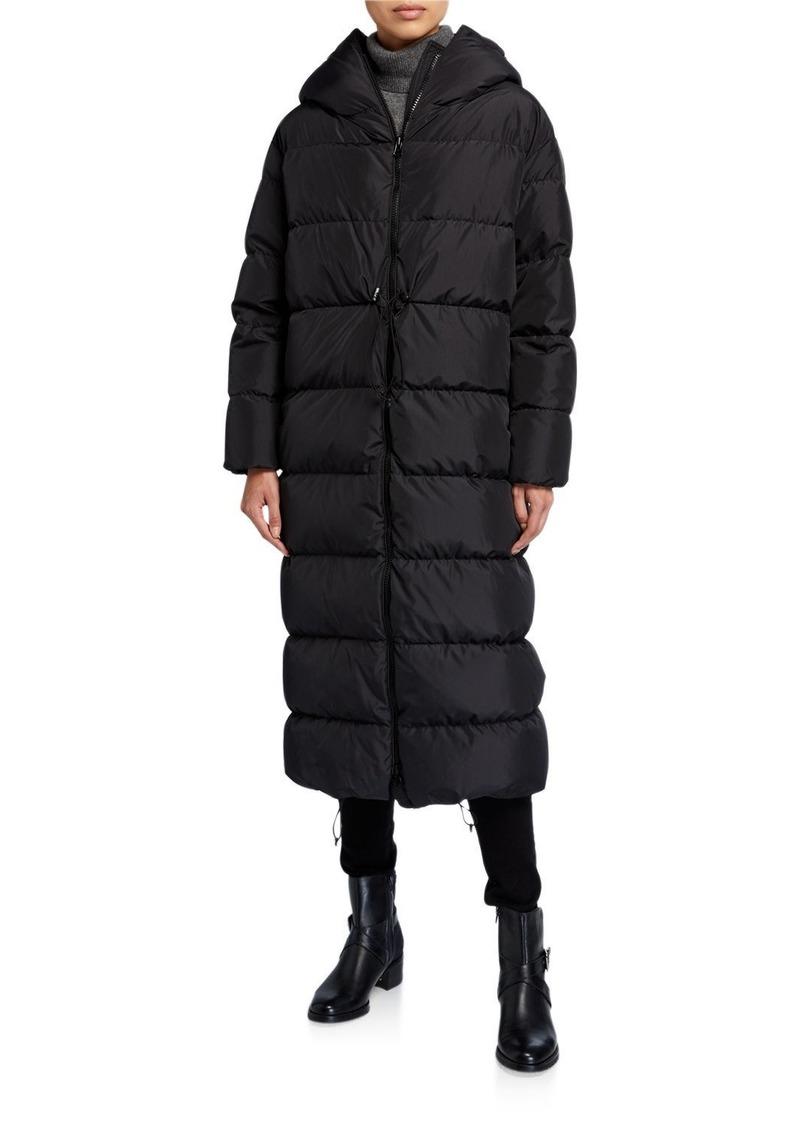 Bacon Big Cloud Puffer Midi Coat