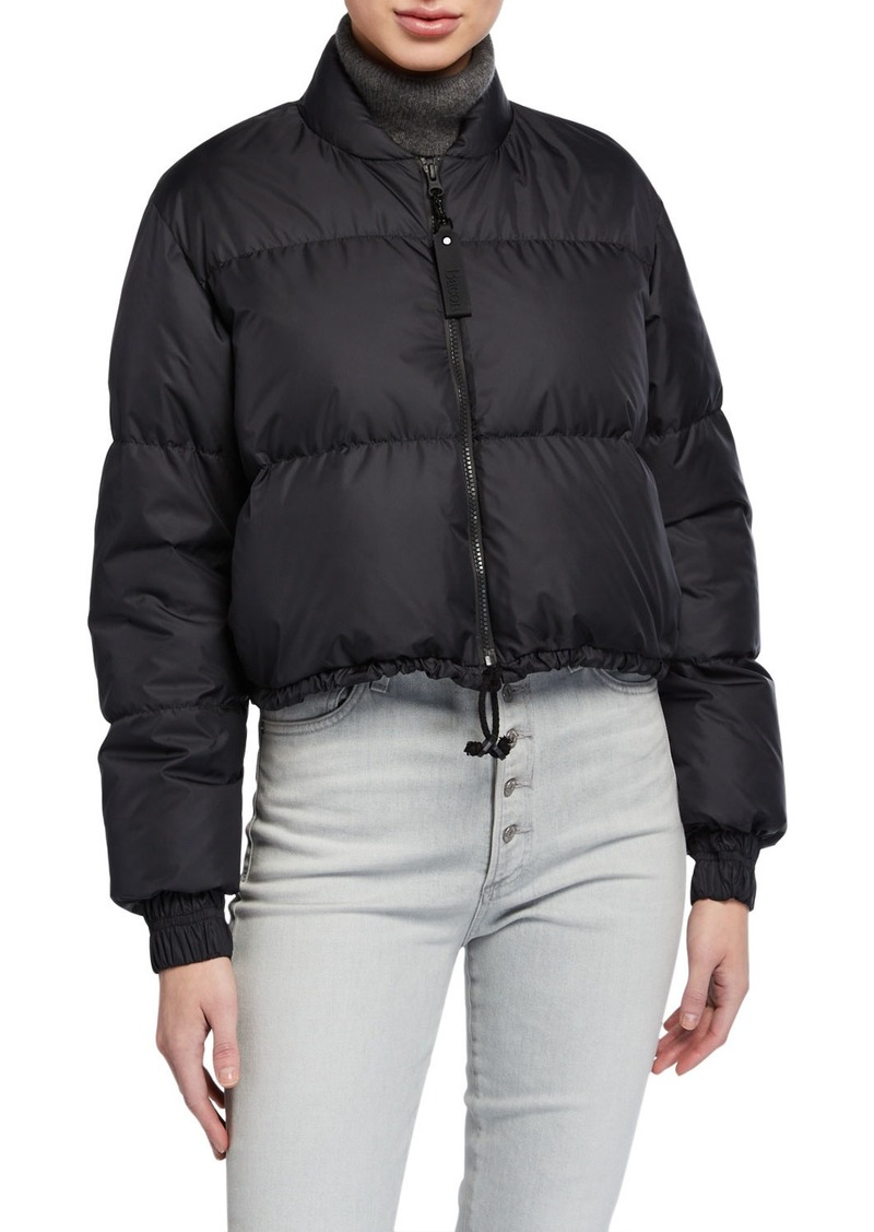 Bacon Bubble Short Down Cropped Jacket