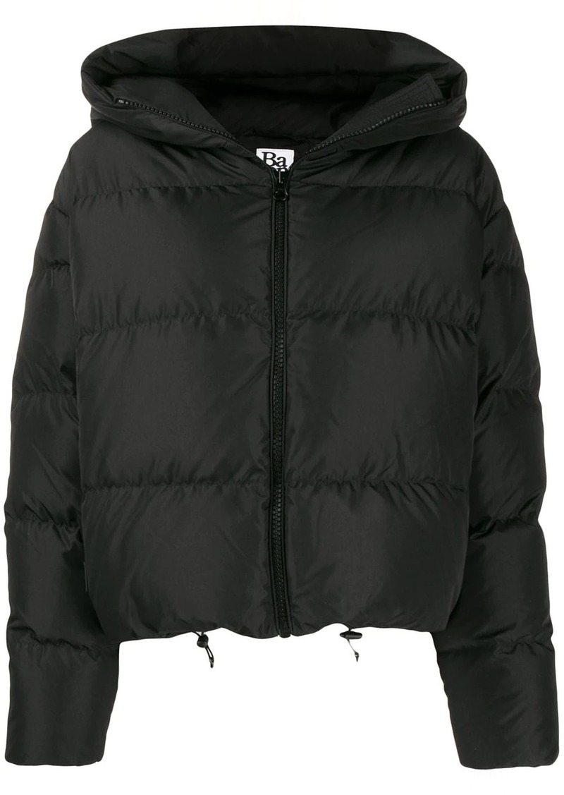 Bacon hooded padded jacket