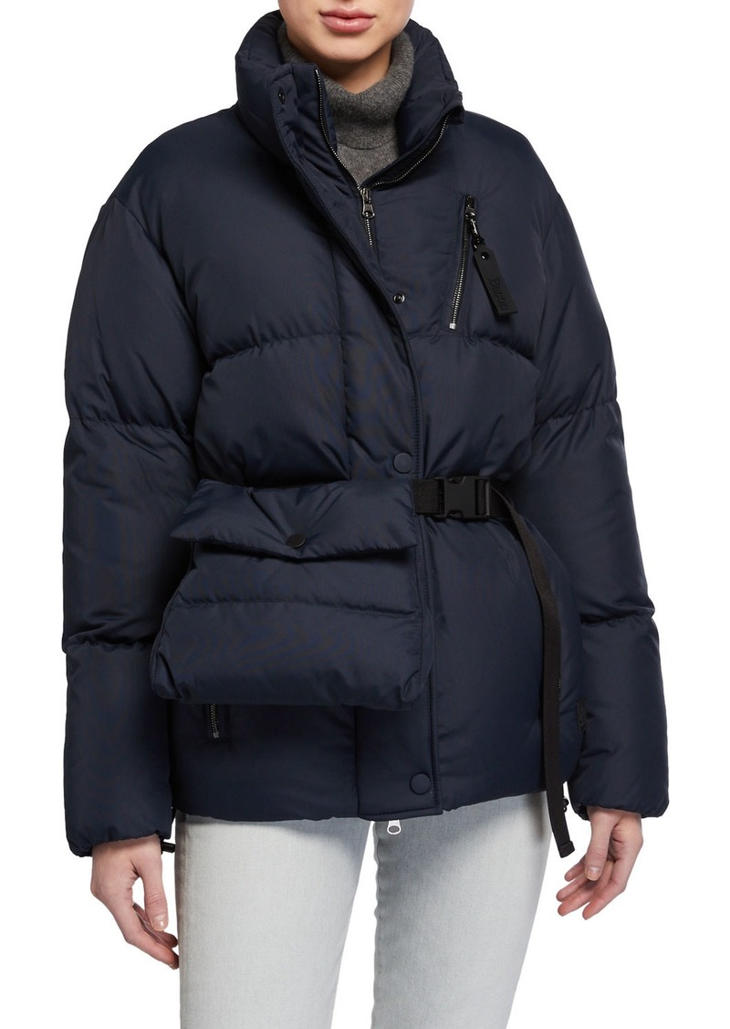 Bacon New Boo Down Jacket w/ Fanny Pack