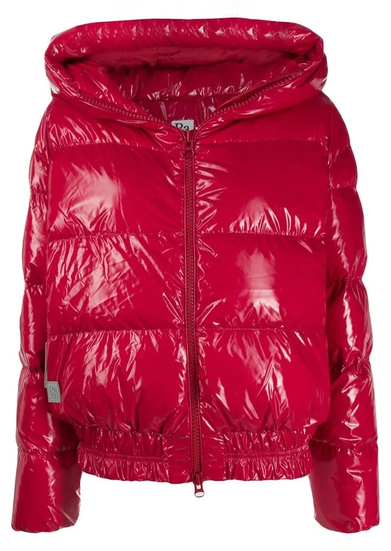 Bacon shiny cloud jacket