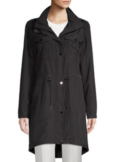 Badgley Mischka Anorak Raincoat